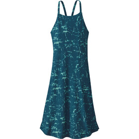Patagonia Sliding Rock Dress Dam crackle: tidal teal